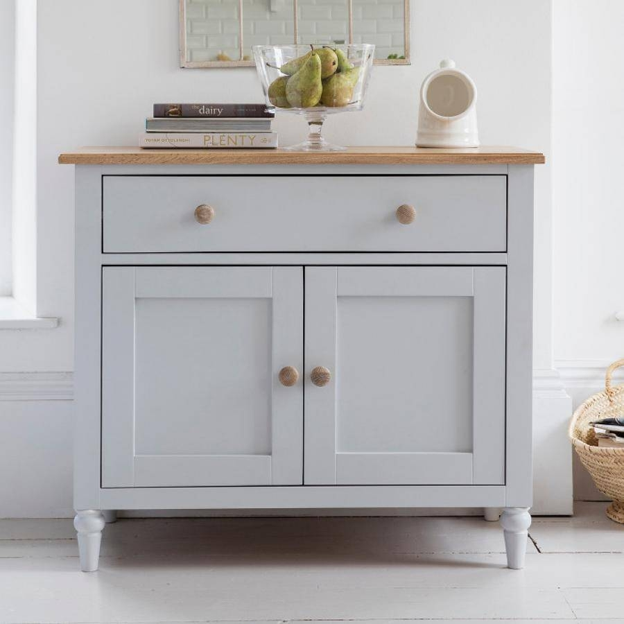 Contemporary Grey Sideboard | Gallery Direct Furniture For Grey Sideboard (#5 of 20)