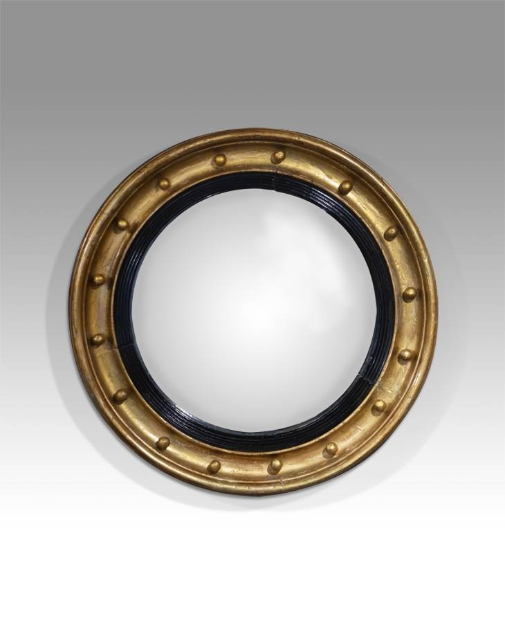 Convex Mirror Images – Reverse Search Throughout Round Convex Wall Mirrors (#18 of 30)