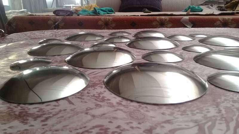 Convex Mirrors Wall Decorative Mirrors Indoor Mirrors Outdoor In Decorative Convex Mirrors (#8 of 20)