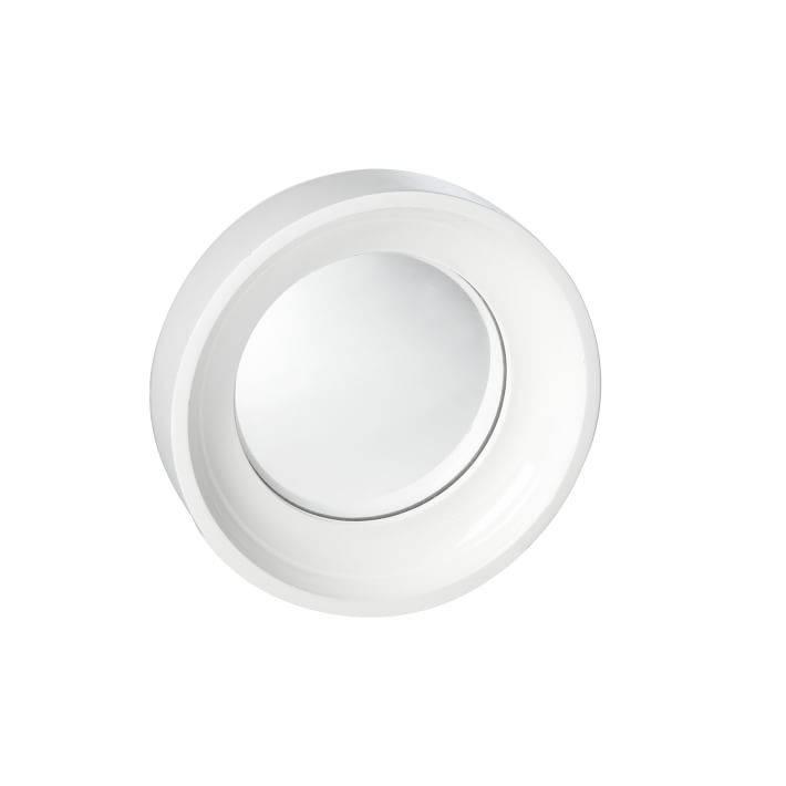 Convex Mirrors | West Elm Regarding White Convex Mirrors (#12 of 30)