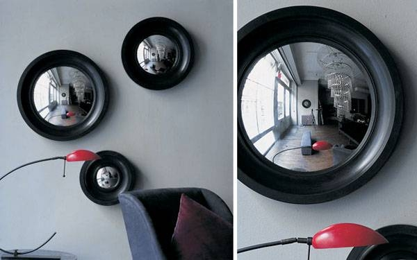 Convex Round Mirror Archives – Interior Design New York Throughout Convex Decorative Mirrors (View 3 of 30)
