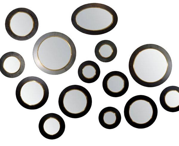 Convex Round Mirror Archives – Interior Design New York Within Round Convex Wall Mirrors (#20 of 30)