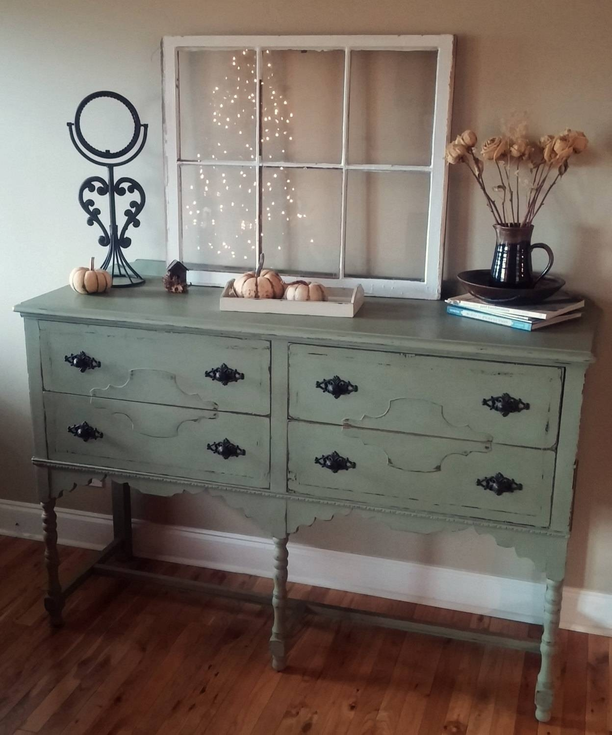 Cool Grey Oak Sideboard Design With Unfinished Wood Frames With Unfinished Sideboards (#3 of 20)