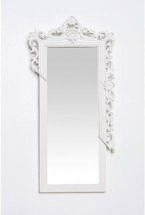 Cooper Classics Lawson Wall Mirror – Simply Mirrors For Baroque White Mirrors (#10 of 20)