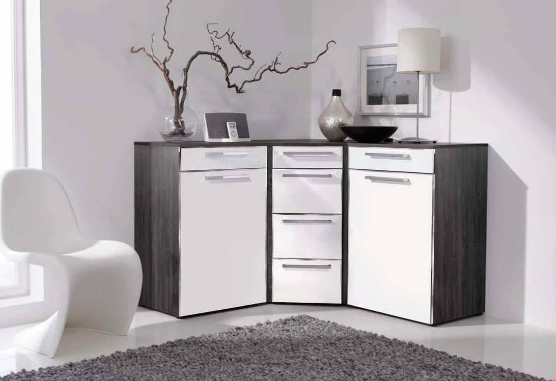Corner Sideboard / Contemporary / Wooden – Alegro Frame – Nolte Intended For Corner Sideboard Unit (View 6 of 20)