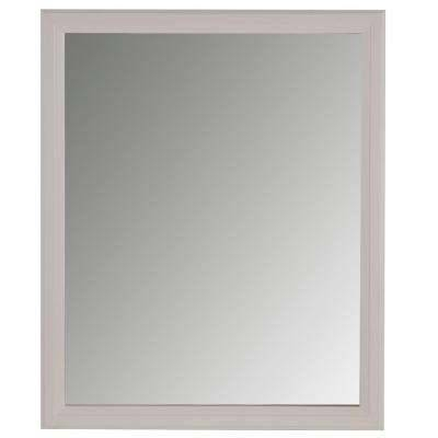 Cream – Bathroom Mirrors – Bath – The Home Depot With Regard To Cream Mirrors (#19 of 30)