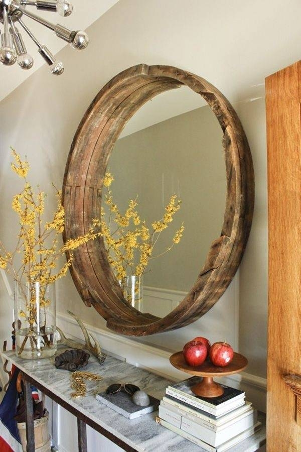 Popular Photo of Unique Mirrors