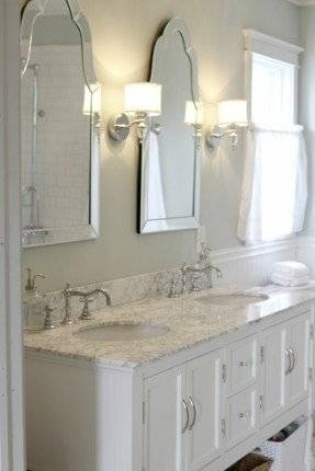 Curved Top Bathroom Mirror – Best Bathroom 2017 In Curved Top Mirrors (#21 of 30)