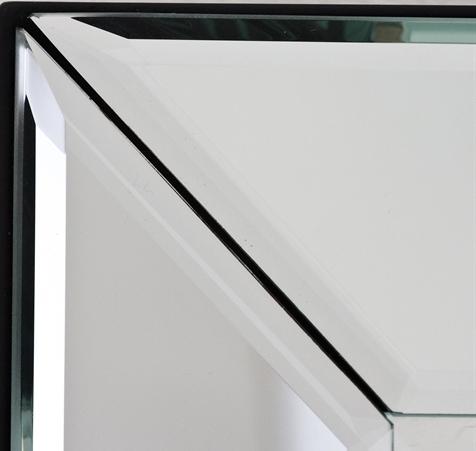 Custom Beveled Mirror (View 30 of 30)