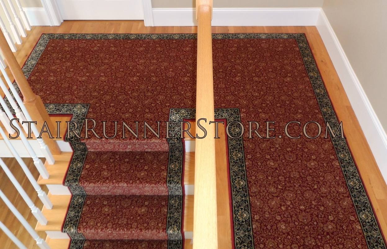 Custom Hallway Runner Installations Stair Runner Store Blog Intended For Custom Hallway Runners (#6 of 20)