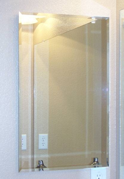 Customline Shower Company Portland's Custom Shower Door Company Inside Bevel Edged Mirrors (#10 of 20)