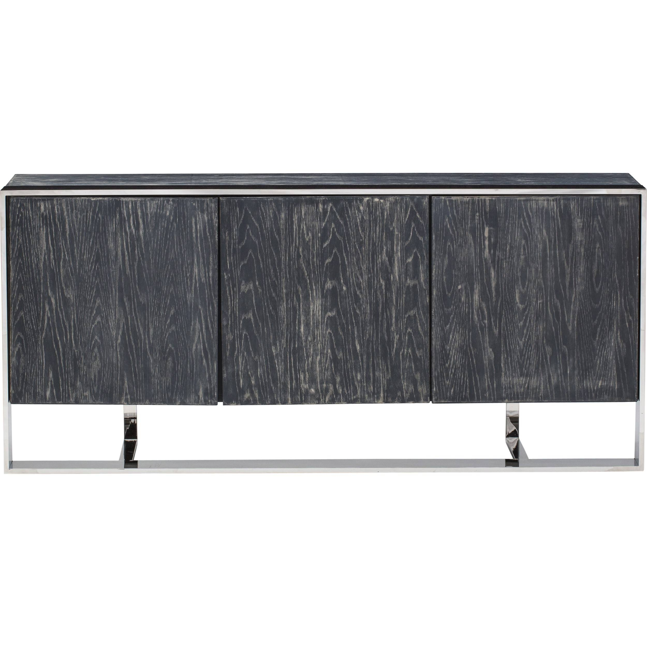 Dalton Sideboard, Grey Oak – Sunpan Modern Regarding Grey Sideboard (#6 of 20)
