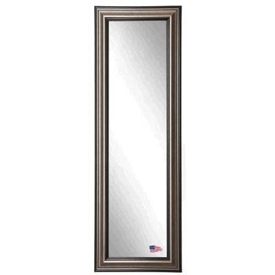 Darby Home Co Antique Silver Full Length Body Mirror & Reviews Within Full Length Silver Mirrors (#3 of 20)