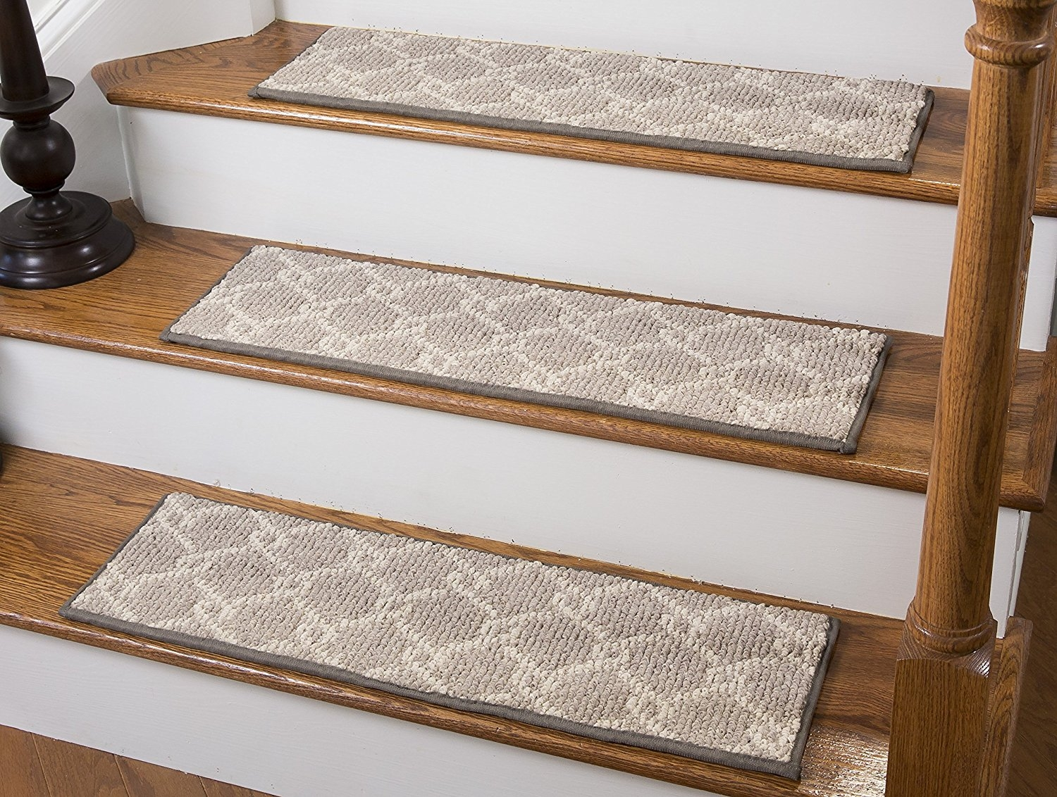 Photo Bullnose Carpet Stair Treads Images