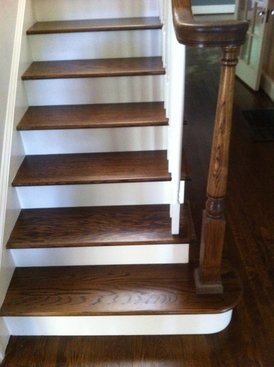 20 Collection Of Floor Treads