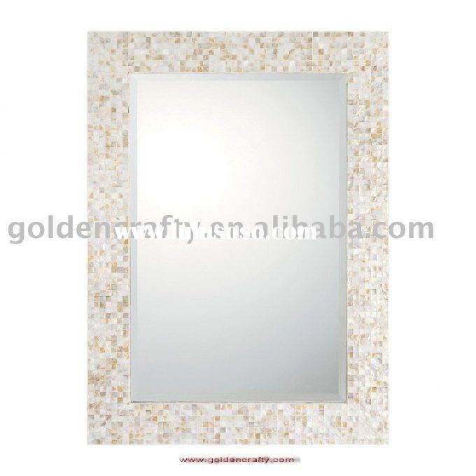 Decor: Stylish Decoration Using Mother Of Pearl Mirror — Cafe1905 Pertaining To Mother Of Pearl Wall Mirrors (#14 of 30)