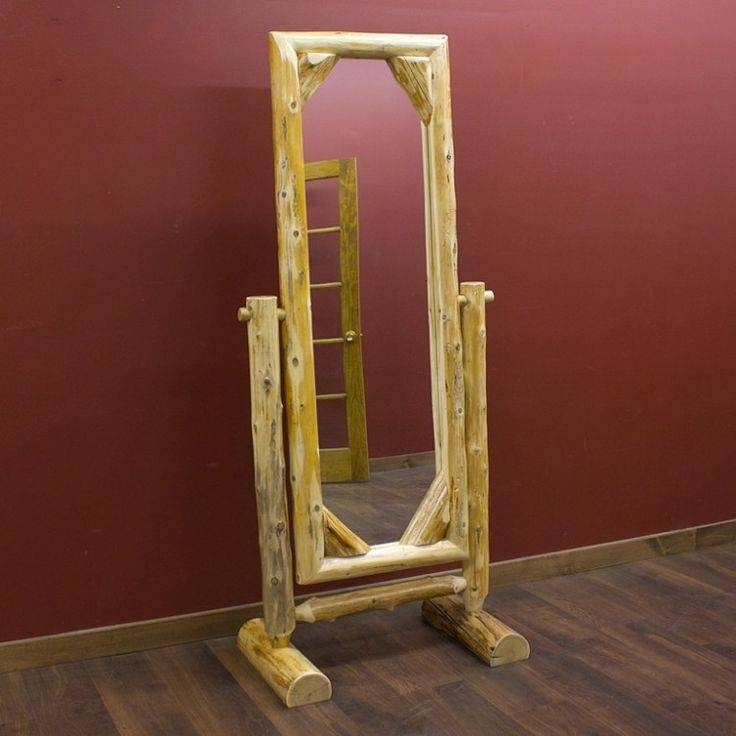Decorating: Amusing Cheval Mirror For Home Furniture Ideas — Mtyp Regarding Free Standing Oak Mirrors (#7 of 15)