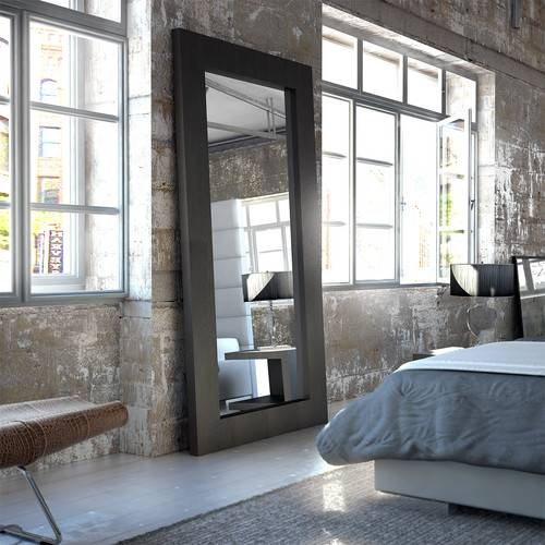 Decorating Tips With Leaning Mirrors Intended For Large Mirrors (#11 of 20)