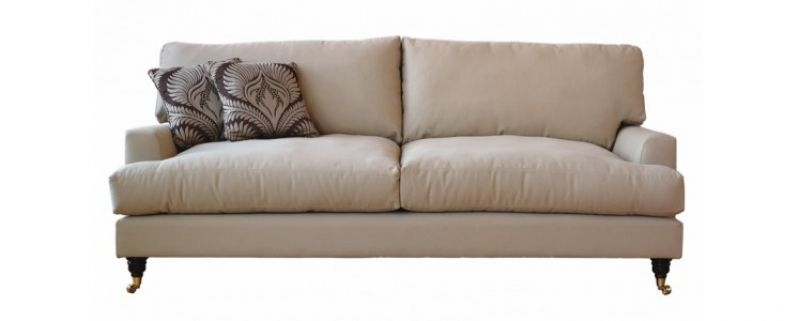Decoration Sofa In English With Beaumont Classic English Rolled For Classic English Sofas (View 9 of 15)