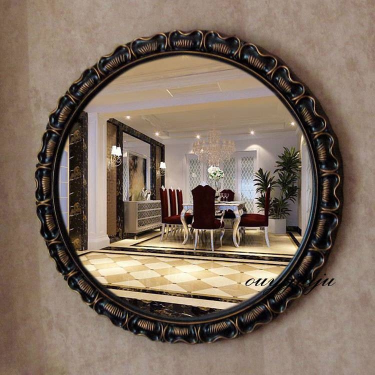 Decorative Bathroom Mirrors (View 25 of 30)