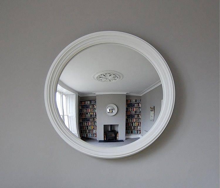Popular Photo of Decorative Convex Mirrors