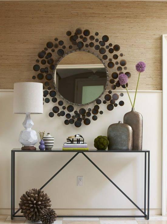 Decorative Convex Mirrors   Houzz Regarding Decorative Convex Mirrors (#12 of 20)
