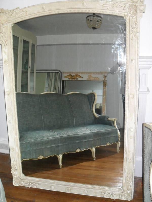 Decorative Mirrors | Antique Mirrors Uk: Large Floor Standing Regarding French Floor Standing Mirrors (#19 of 20)