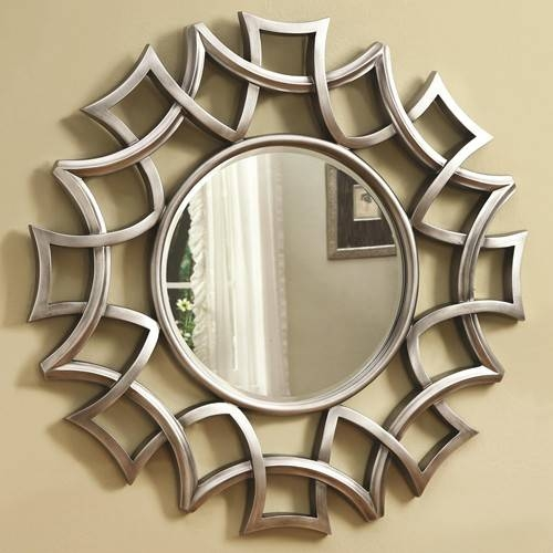 Decorative Mirrors – Co 901733 Mirror | Discounted Furniture In Mirrors (#12 of 30)