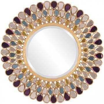 Decorative Mirrors | Decorating Ideas With Decorative Round Mirrors (View 5 of 30)