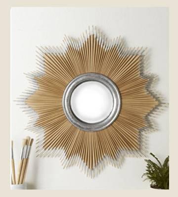 Decorative Mirrors | Large Wall Mirrors | Round Mirror | Unique Regarding Decorative Mirrors (View 3 of 30)