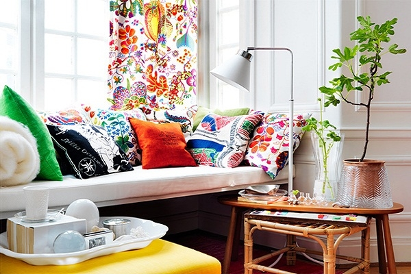 Decorative Pillows For Couch Decorating Ideas With Regard To Oversized Sofa Pillows (#5 of 15)