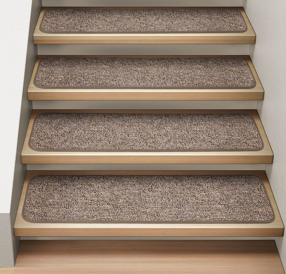 Decorative Stair Treads Carpet Stair Treads Carpet For Function Pertaining To Decorative Stair Treads (#10 of 20)