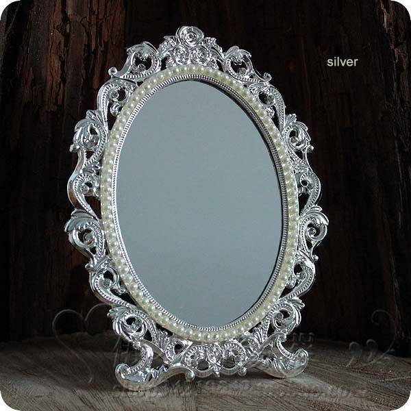 Decorative Table Mirrors – Oware Within Decorative Table Mirrors (View 14 of 30)
