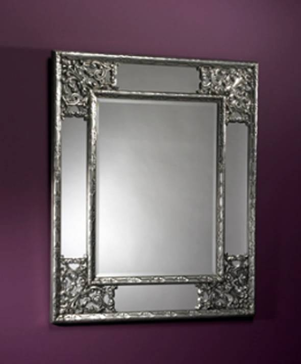 Decorative Wall Mirror | Decorating Ideas Intended For Interesting Wall Mirrors (#12 of 20)