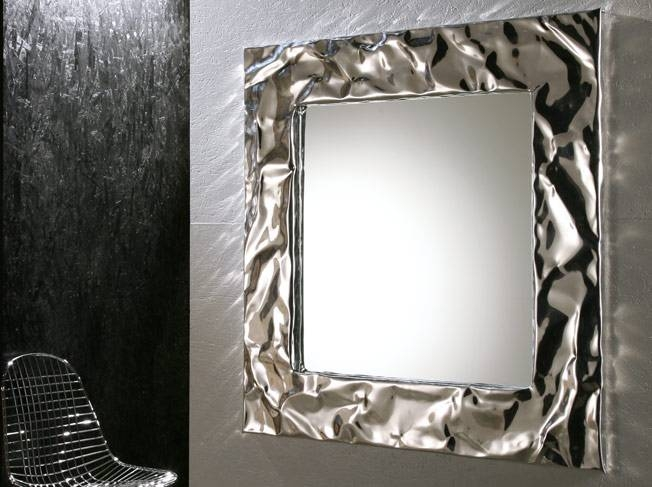 Decorative Wall Mirror Tiles Interior – Wall Decor Ideas Within Unique Wall Mirrors (View 10 of 20)