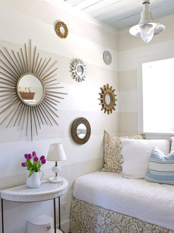 Decorative Wall Mirrors   Decorating Ideas Inside Decorative Small Mirrors (#10 of 20)