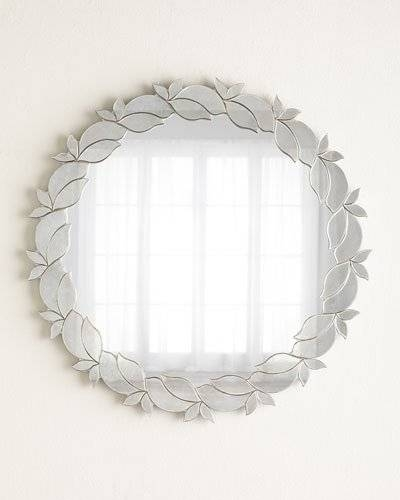 Decorative Wall Mirrors & Floor Mirrors At Horchow Inside Fancy Mirrors (#16 of 30)