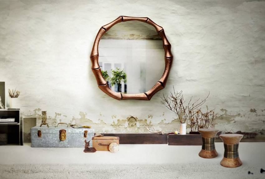 Design Forces: Amazing Wall Mirror Ideasbrabbu Regarding Interesting Wall Mirrors (#14 of 20)