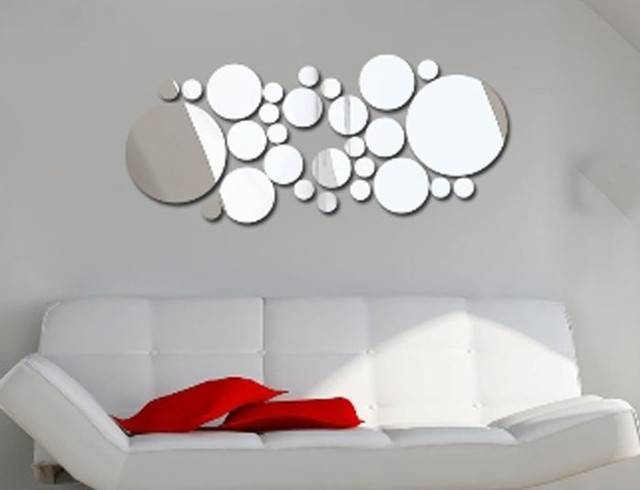 Design Wall Mirrors | Home Design Ideas Regarding Modern Contemporary Wall Mirrors (#9 of 15)