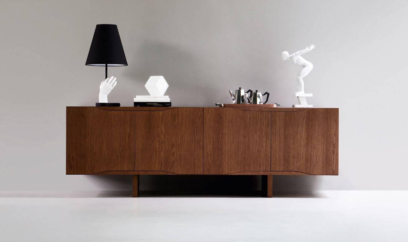 Designer Italian Sideboards, Luxury Credenza | Momentoitalia Regarding Contemporary Sideboard Cabinet (View 13 of 20)