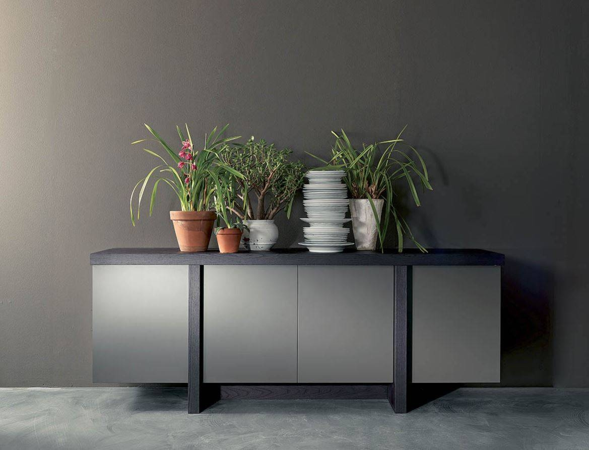 Designer Italian Sideboards, Luxury Credenza   Momentoitalia With Sideboards Contemporary (View 5 of 20)