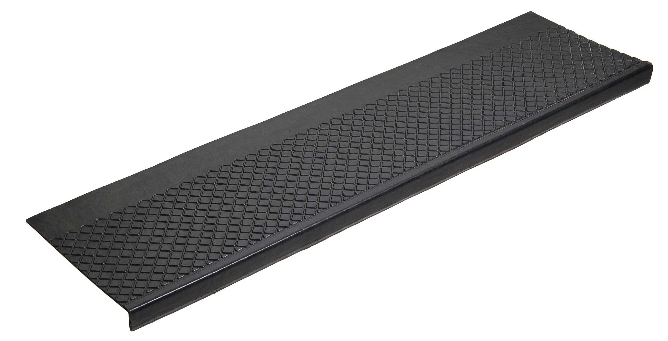 Diamond Rubber Stair Treads Roppe Stair Treads Within Rectangular Stair Treads (#3 of 20)