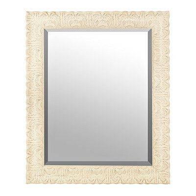 Die Besten 25+ Cream Mirrors Ideen Auf Pinterest | Creme Intended For Distressed Cream Mirrors (#21 of 30)