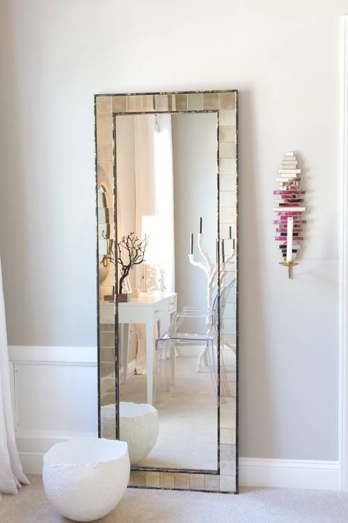 Different Mirrors As Home Accessories With Vintage Floor Length Mirrors (#21 of 30)
