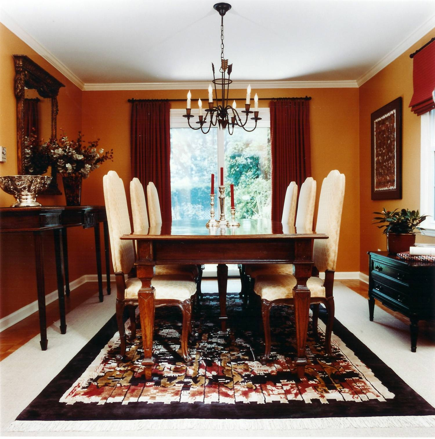 Dining Room Furniture Tables Modern Table Sets For Traditional With Regard To Long Narrow Sideboard (#8 of 20)