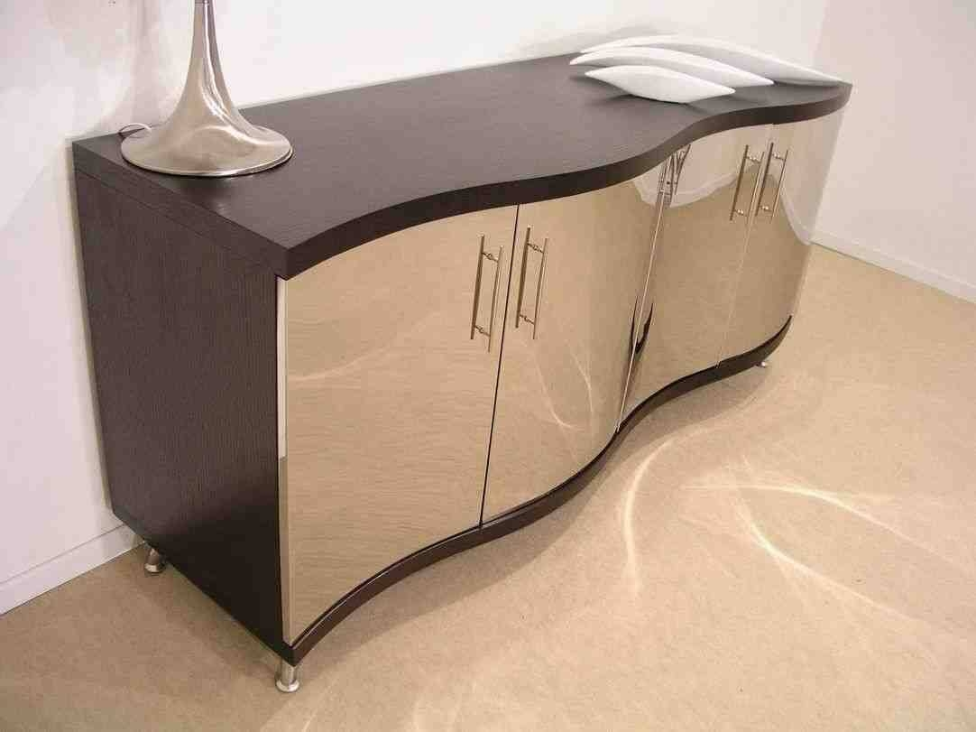 Distinctive And Modern Buffet Cabinet Intended For Contemporary Sideboard Cabinet (View 4 of 20)