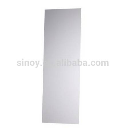 Diy Stick On Wall Frameless Full Length Dressing Mirror – Buy Full With Frameless Wall Mirrors (#8 of 30)