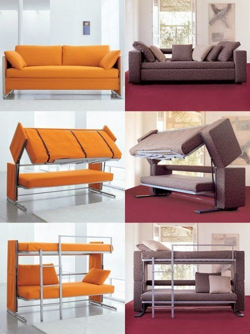 Double Bunk Sofa Bed Truna In Sofa Bunk Beds (#7 of 15)