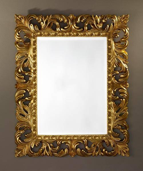 Download Decorative Gold Mirrors | Gen4Congress Inside Gold Mirrors (#22 of 30)