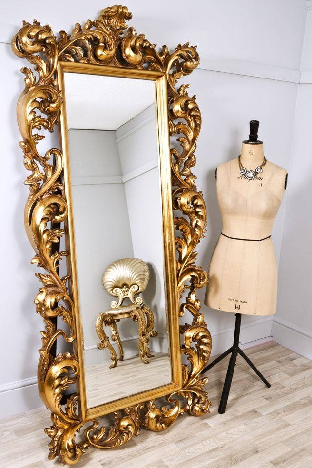 Download Decorative Gold Mirrors | Gen4Congress Intended For Gold Mirrors (#23 of 30)